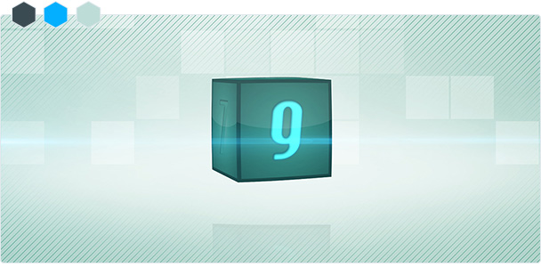 Custom-Color 3D Box Countdown Logo Reveal 2