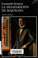 Leonardo Sciascia, La desaparición de Majorana