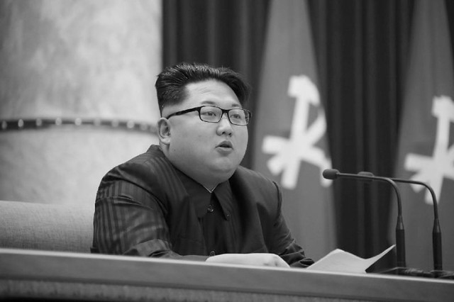 160509_PRK_Kim_Jong_Un_Party_Congress_BW_6x9
