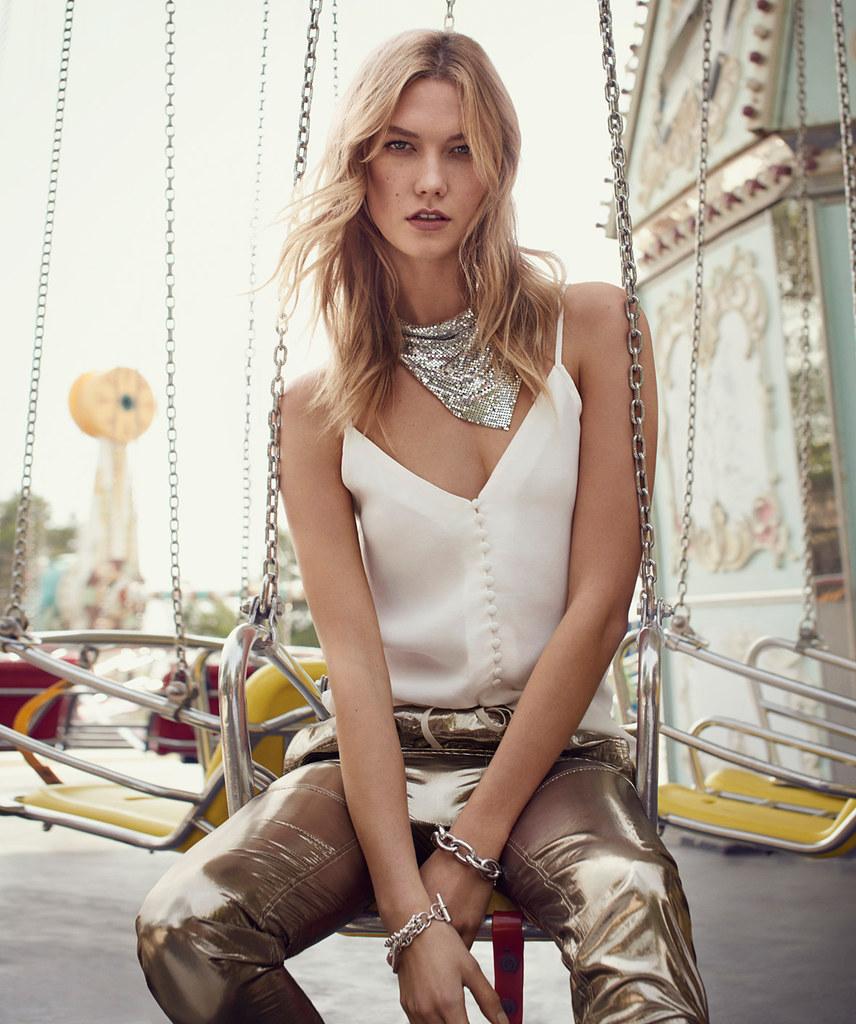 Карли Клосс — Фотосессия для «S Moda» 2016 – 8