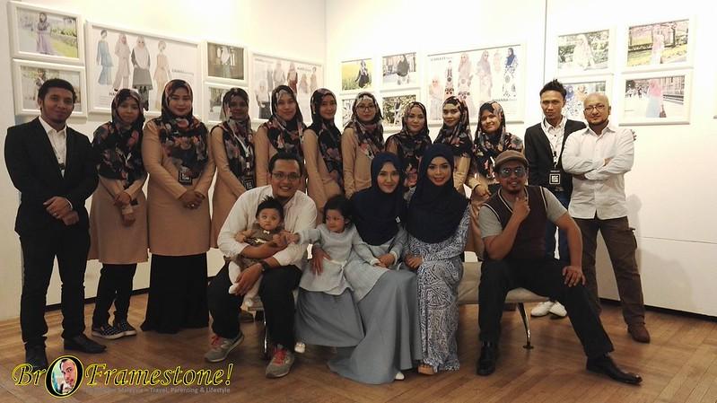Keluarga Rina Salleh Clothing