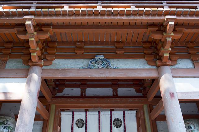 Hiyoshi Taisha 日吉大社