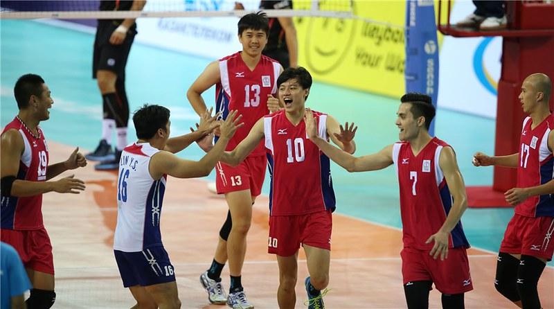 (2)中華男排表現亮點,令許多國家驚豔。圖_翻攝自FIVB世界男排聯賽官網