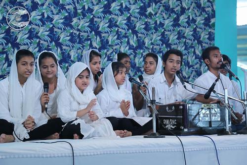 Devotional song by Bal Sangat from Sant Nirankari Colony, Delhi