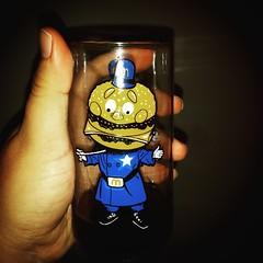 Showing my support for #policeweek2015 #bluelivesmatter #alllivesmatter #thinblueline #TomKhayos #McDonalds #McDonaldland #vintage #ToyFinds #ToyHunting #toyhustle #RagingNerdgasm #80s #retro #ToyGameScroogeMcDuck #thingoldline