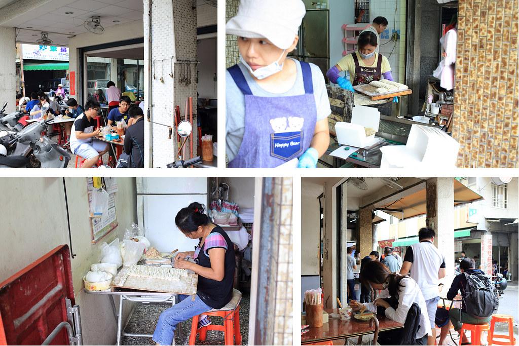 20150421台南-南園街無名鍋貼 (2)
