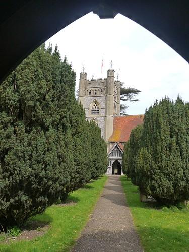 Hambleden Church