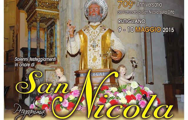 san nicola rutigliano 2015