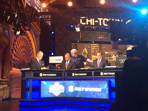 NFL Network set 2015 Draft Rich Eisen Steve Mariucci