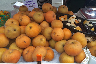 Ferry Plaza Farmers Market - Pears