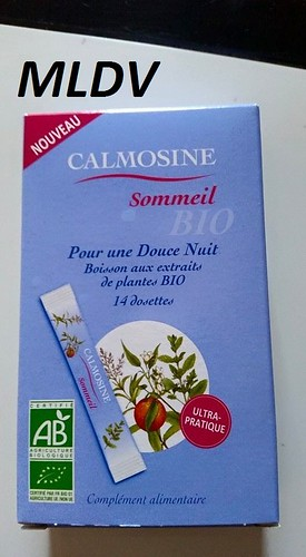 dosettes calmosine