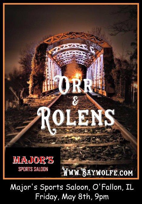 Orr & Rolens 5-8-15
