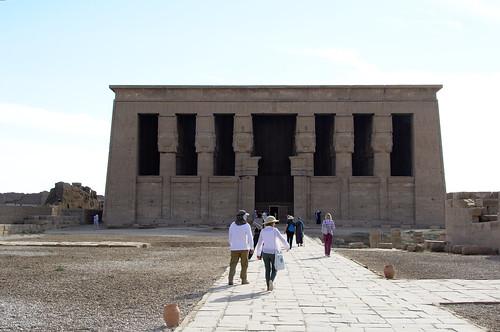 Temple Facade