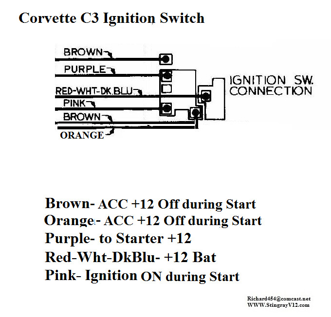 ignition switch problem corvetteforum chevrolet
