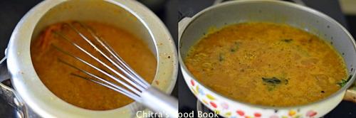 Mini idli sambar recipe