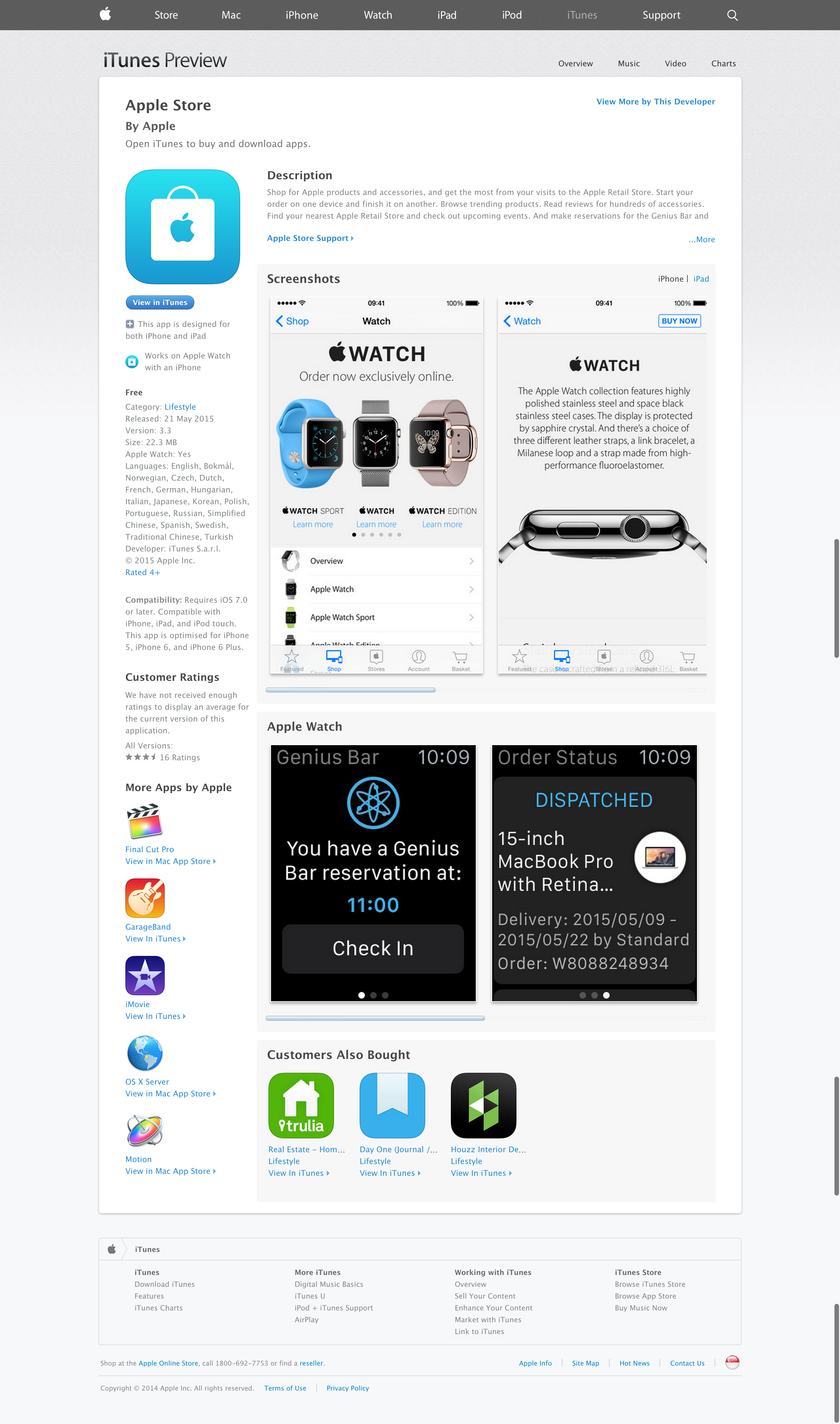 apple store ios app now available in singapore blog. Black Bedroom Furniture Sets. Home Design Ideas