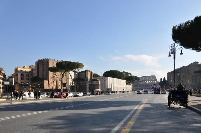 ROMA ARCHEOLOGICA & RESTAURO ARCHITETTURA. ROMA DI MUSSOLINI - VIA DELL' IMPERO 1935 | 2015: Arch. Giuseppe Terragni e Roma alla casa dell'Architettura, LA REPUBBLICA (28|05|2015).