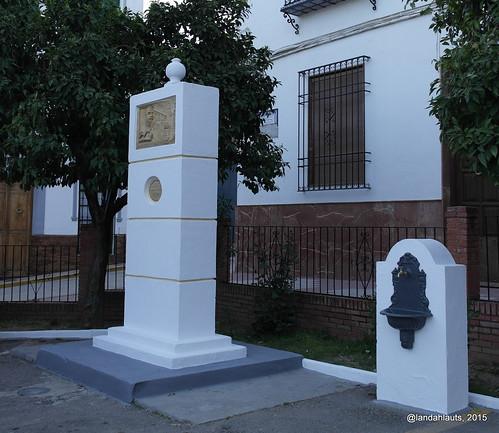 Monumento al Licenciado Pedro de Tapia