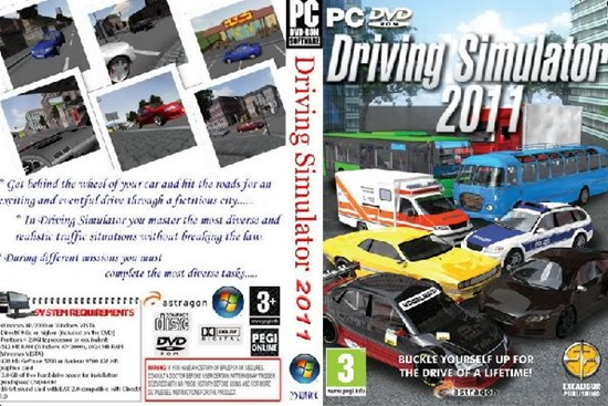 Driving Simulator 2011 Full