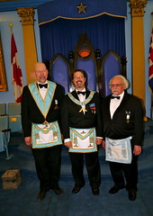 University Lodge No. 496 Installation of Bro. Theo Demkiw