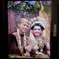 Now. Sedang berlangsung. Foto wedding Kak Ikhma & Kak Iwan di Kauman Temanggung Jawa Tengah. Foto by @Poetrafoto 👍  Visit our web http://wedding.poetrafoto.com for more wedding photos. Thank you... 👍😊😉
