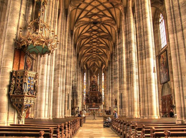 St. Georgs-Kirche Dinkelsbühl