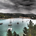 Small photo of Lakka harbour