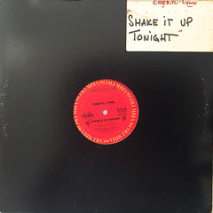 CHERYL LYNN:SHAKE IT UP TONIGHT(JACKET A)