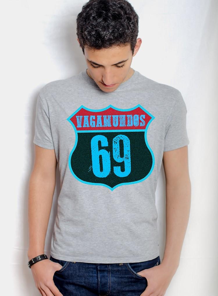 Colección Camisetas Vagamundos