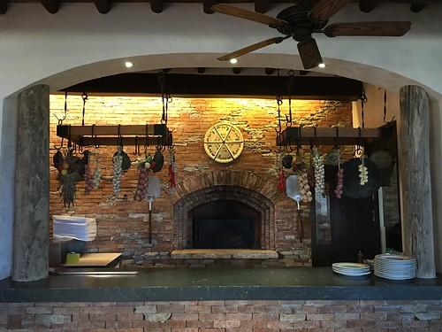 Al Fogher's brick oven