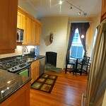 Kitchen tall view