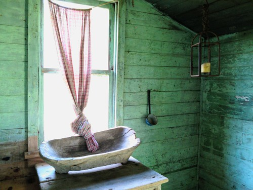Slave/sharecropper cabin