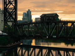 House on the bridge