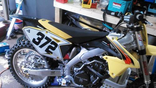Guts Racing Lightweight Seat Foam Moto Related