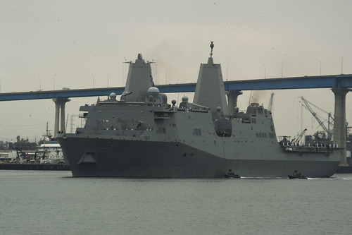 USS Essex Amphibious Ready Group and 15th Marine Expeditionary Unit Deploy