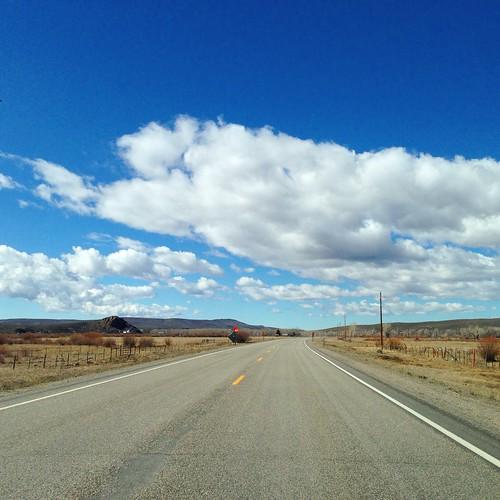 usa cloud america highway driving roadtrip idaho 美國 instagram 爱达荷州