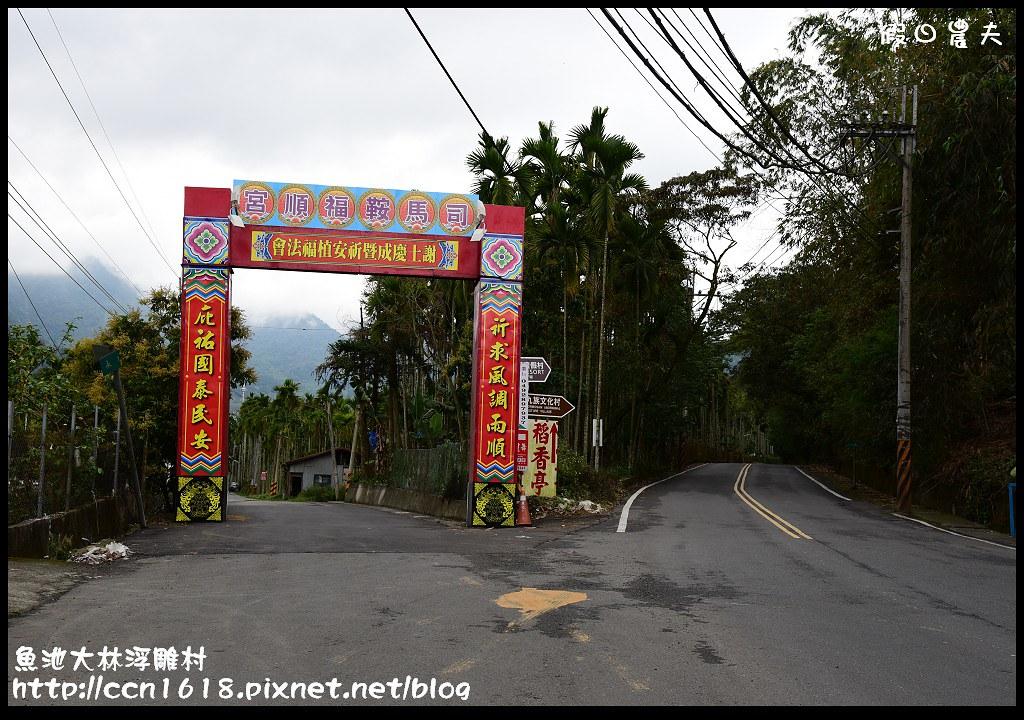 魚池大林浮雕村DSC_5608
