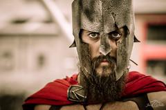 Spartan.