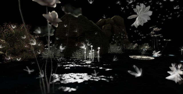 Pandora Box of Dreams: Dream 003: The River Dream