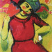 Max Pechstein, Young Woman with a Red Fan, 1910 by geldenkirchen