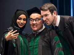 Medical School Commencement Ceremony, Class of 2015, Boonshoft School of Medicine, Dayton, Ohio