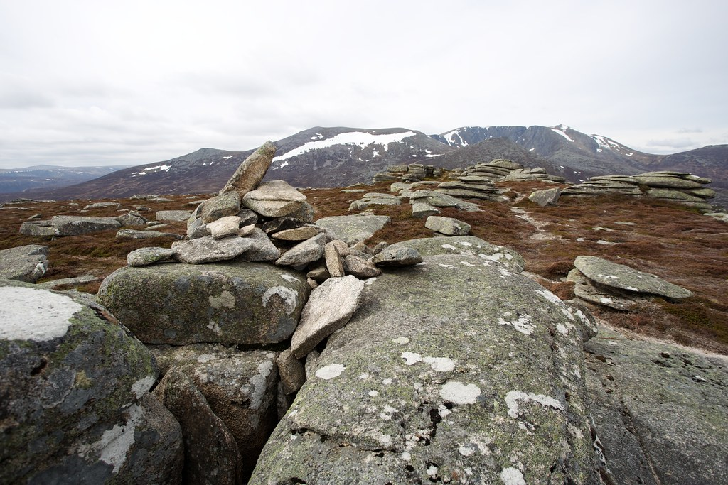 Summit of Conachcraig