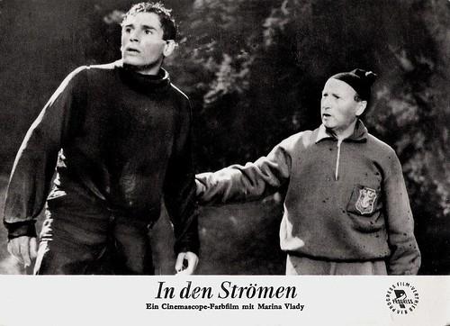 Robert Hossein in La liberté surveillée (1958)