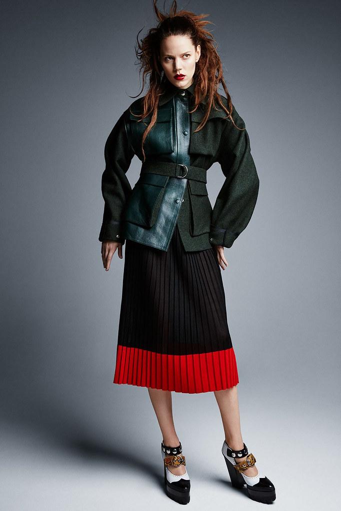 Фрея Беха Эриксен — Фотосессия для «Vogue» UK 2016 – 5
