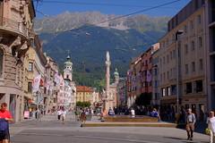 Maria-Theresienstraße Innsbruck