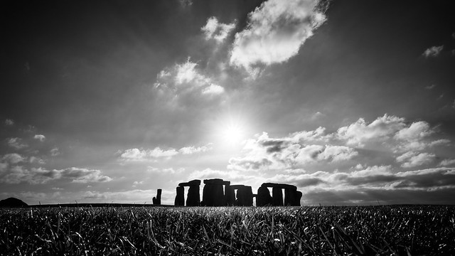 Stonehenge - Wiltshire, England - Travel photography