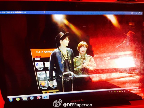 G-Dragon - V.I.P GATHERING in Harbin - 21mar2015 - DEERaperson - 02