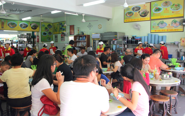 Yee Fung Restaurant Kota Kinabalu Malaysia