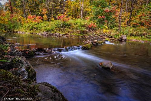 longexposure autumn ny newyork fall upstate saratogasprings canonef1740mmf4lusm saratogaspastatepark canoneos6d samanthadecker