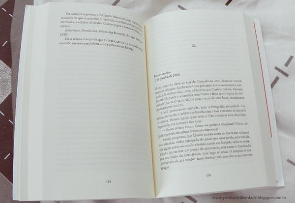Diagramação do livro Uma Praça em Antuérpia, Luize Valente